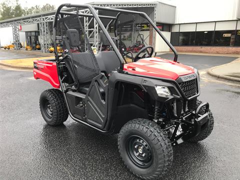 2021 Honda Pioneer 520 in Greenville, North Carolina - Photo 2