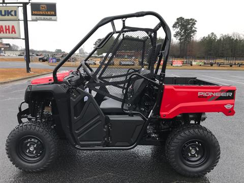 2021 Honda Pioneer 520 in Greenville, North Carolina - Photo 5