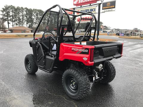 2021 Honda Pioneer 520 in Greenville, North Carolina - Photo 6