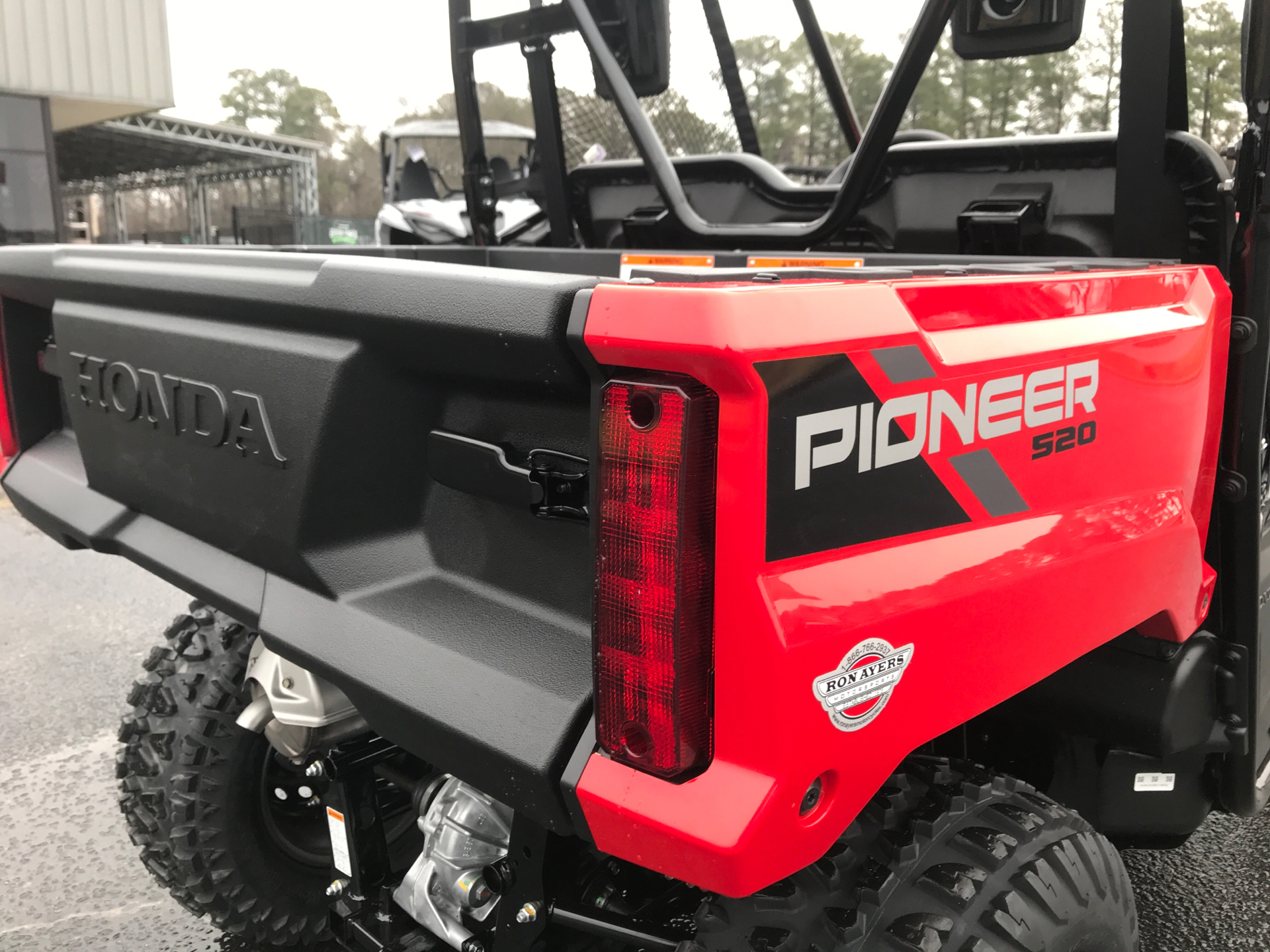 2021 Honda Pioneer 520 in Greenville, North Carolina - Photo 12