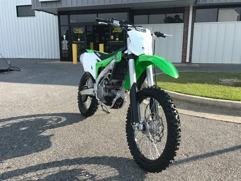 2018 Kawasaki KX 450F in Greenville, North Carolina