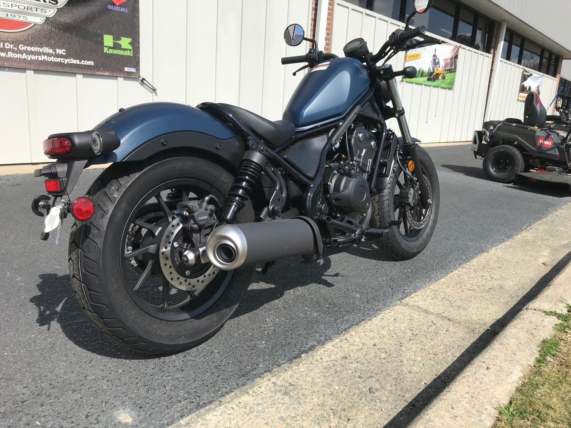 2020 Honda Rebel 500 in Greenville, North Carolina - Photo 11