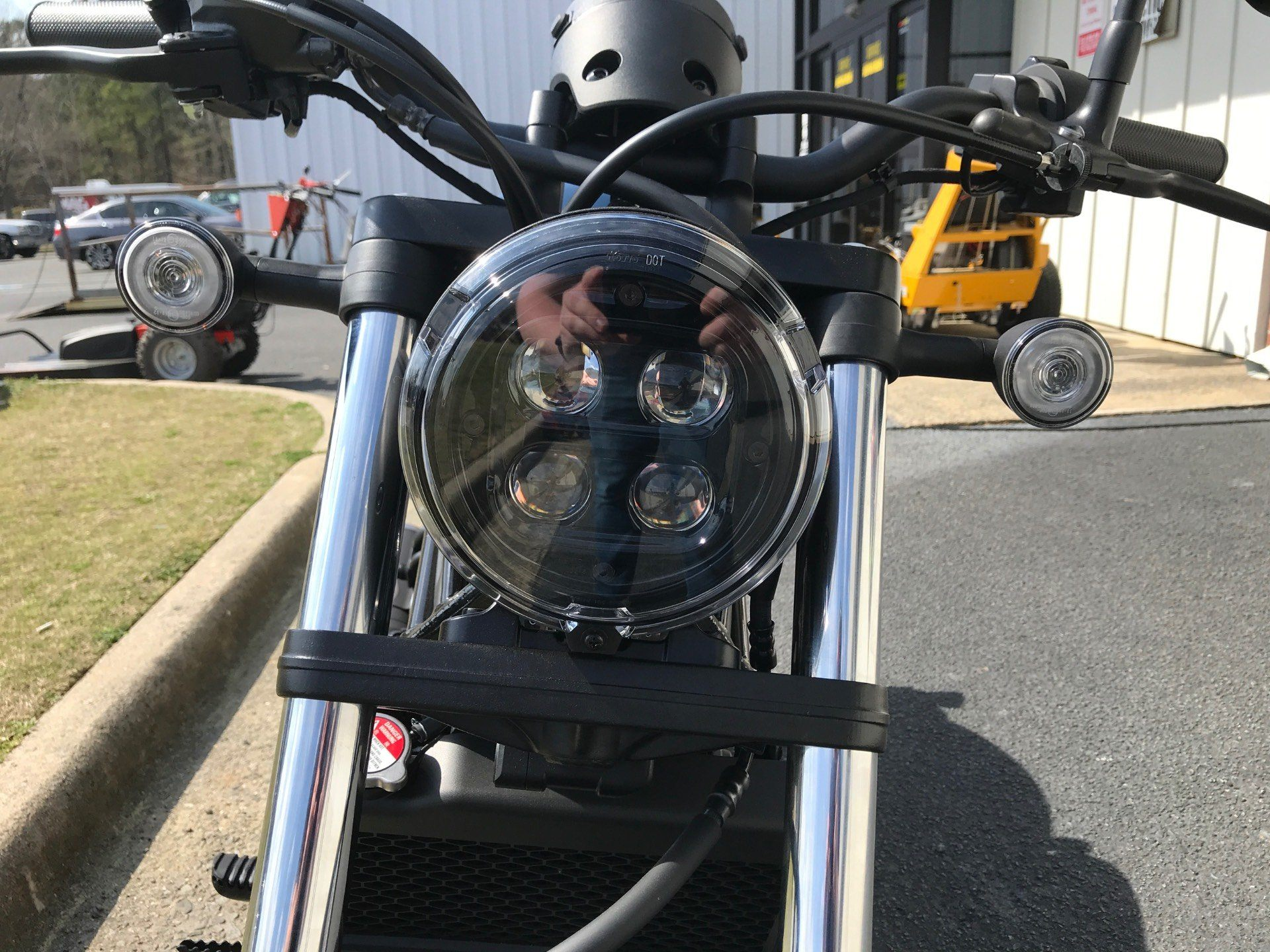 2020 Honda Rebel 500 in Greenville, North Carolina - Photo 12
