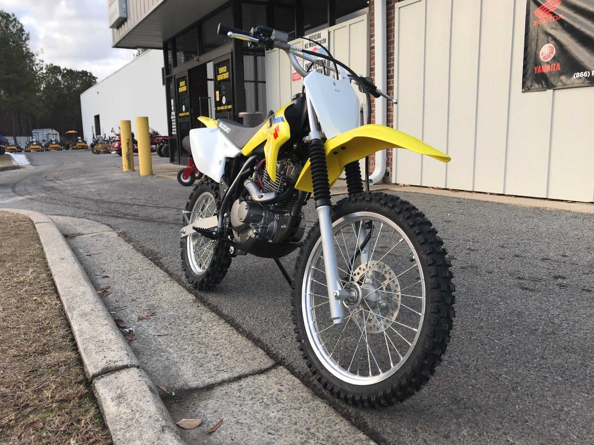 2018 Suzuki DR-Z125L in Greenville, North Carolina - Photo 8