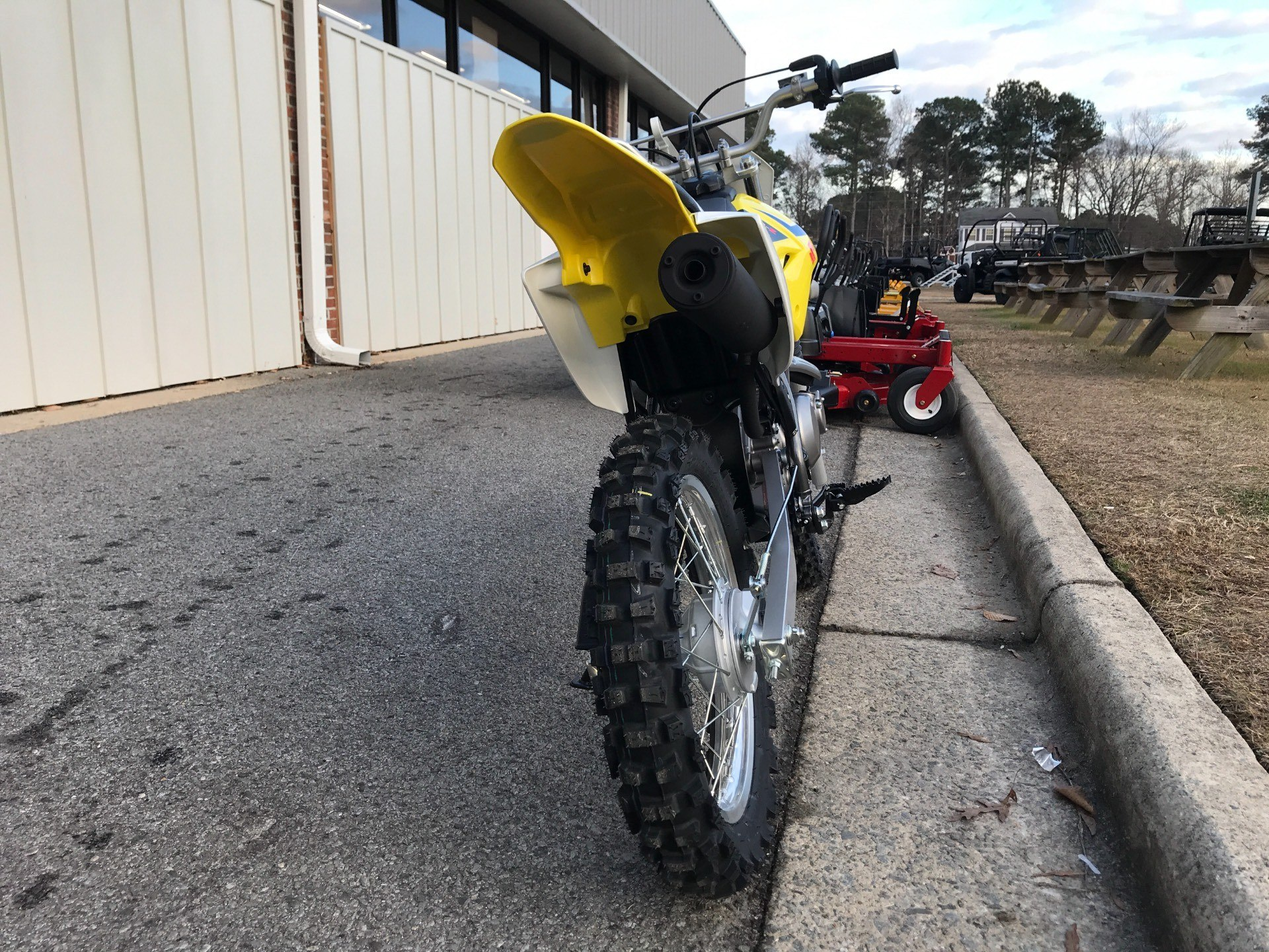 2018 Suzuki DR-Z125L in Greenville, North Carolina - Photo 10