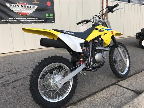 2018 Suzuki DR-Z125L in Greenville, North Carolina - Photo 11