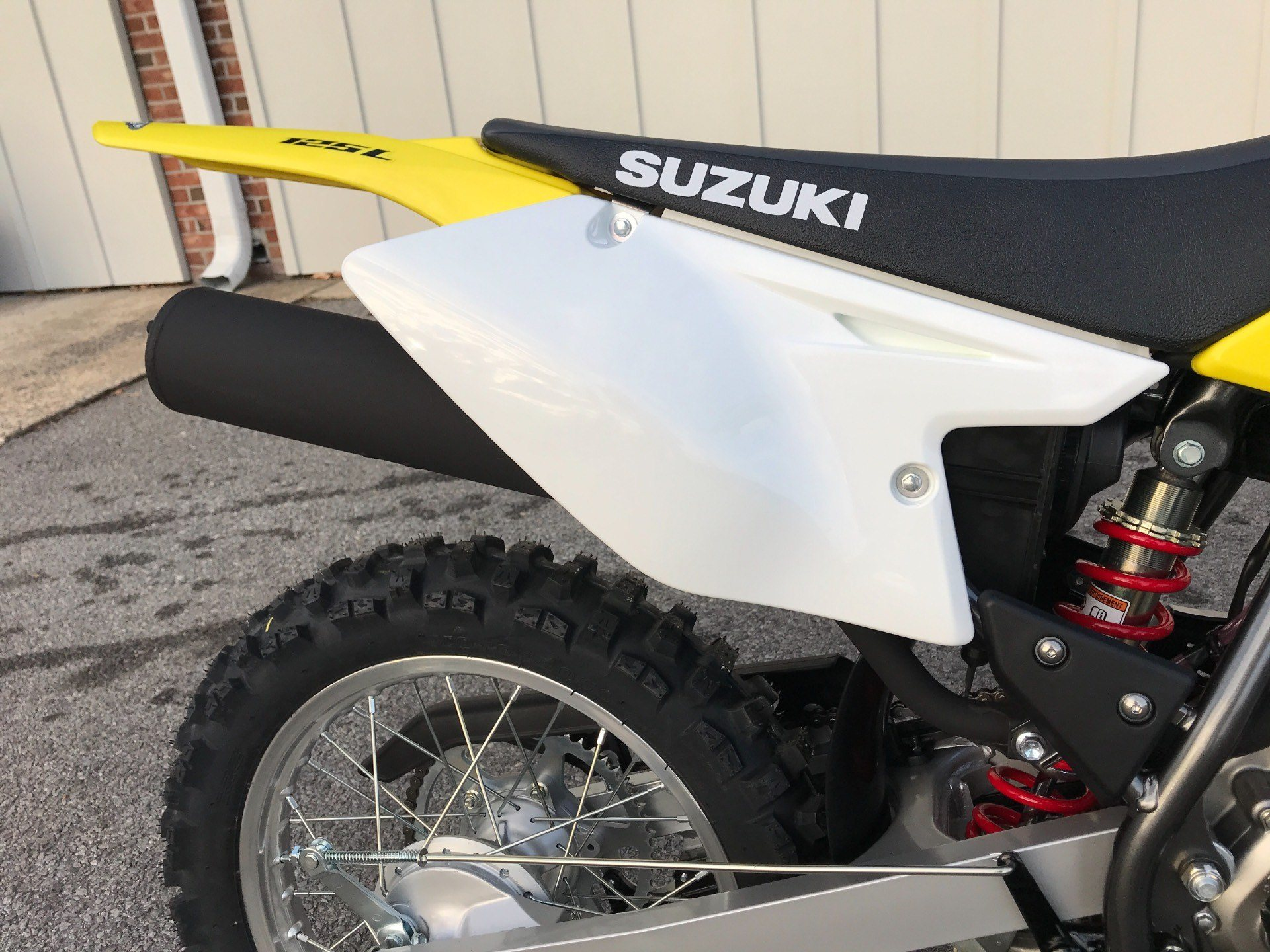 2018 Suzuki DR-Z125L in Greenville, North Carolina - Photo 18