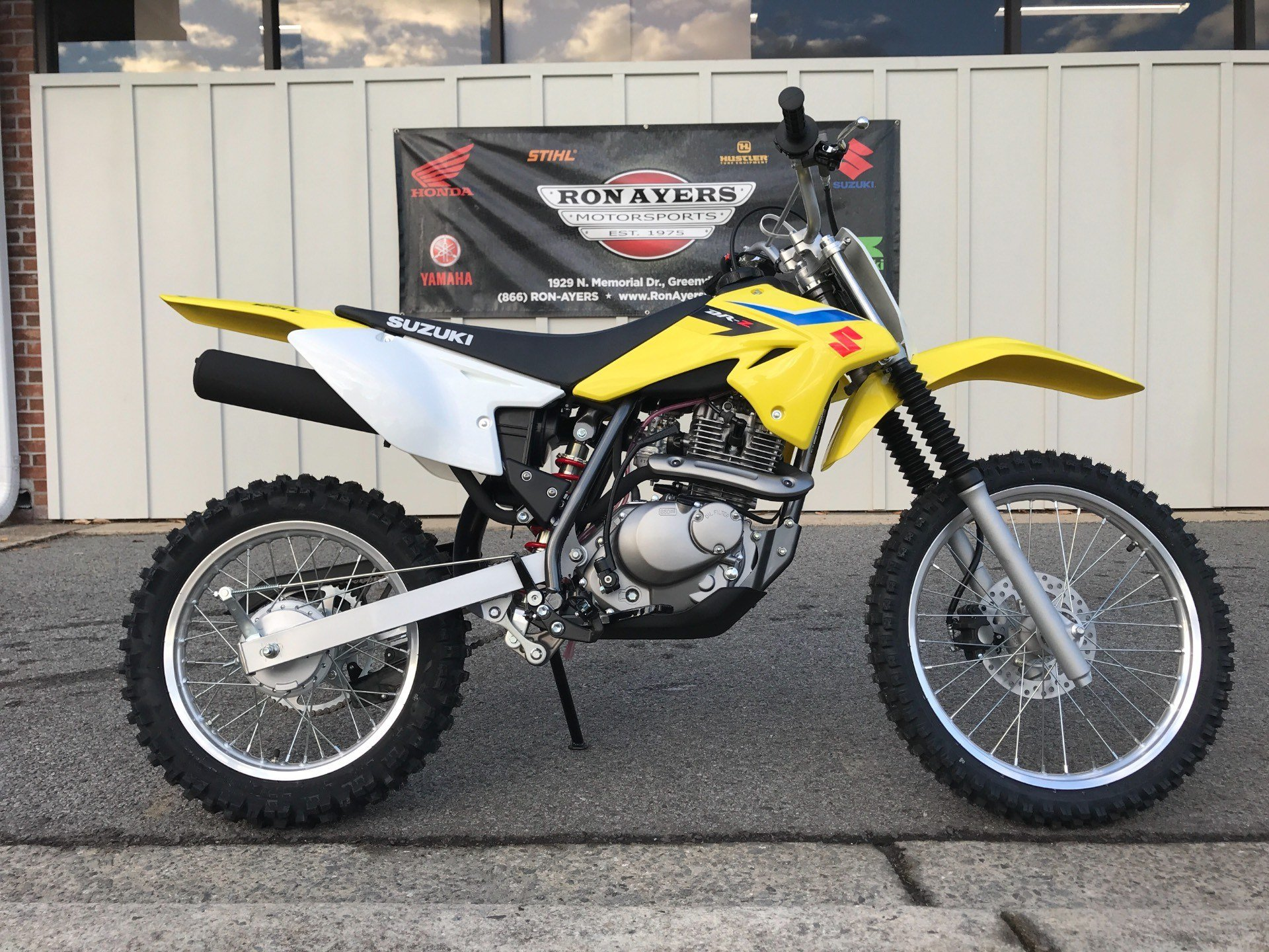 2018 Suzuki DR-Z125L in Greenville, North Carolina - Photo 22