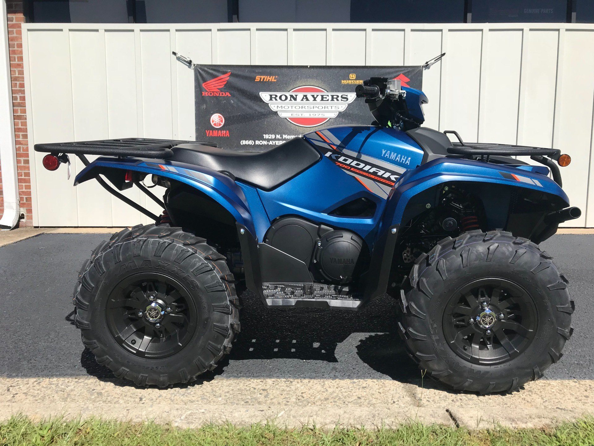 2019 Yamaha Kodiak 700 EPS SE in Greenville, North Carolina - Photo 1