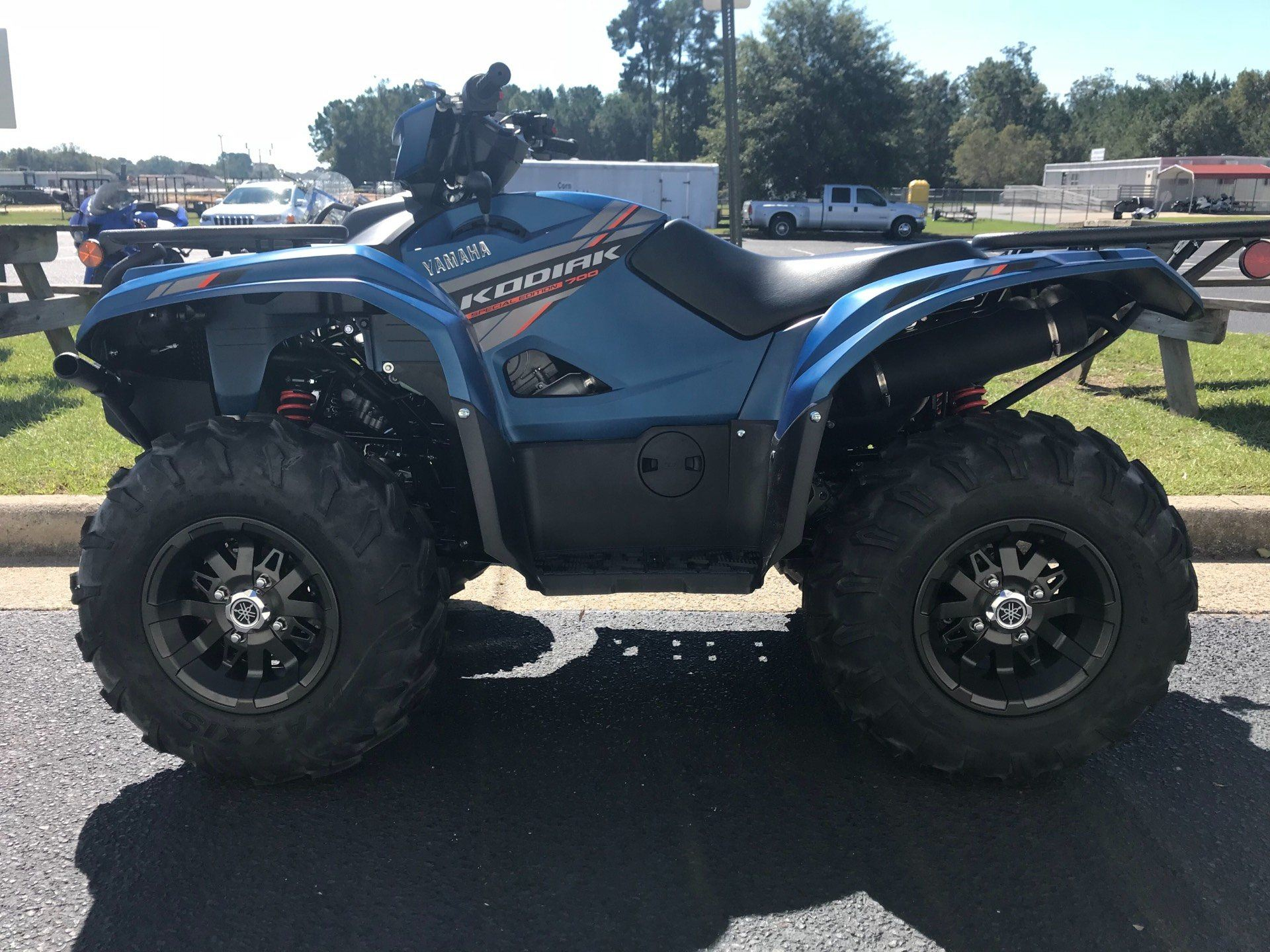 2019 Yamaha Kodiak 700 EPS SE in Greenville, North Carolina - Photo 7