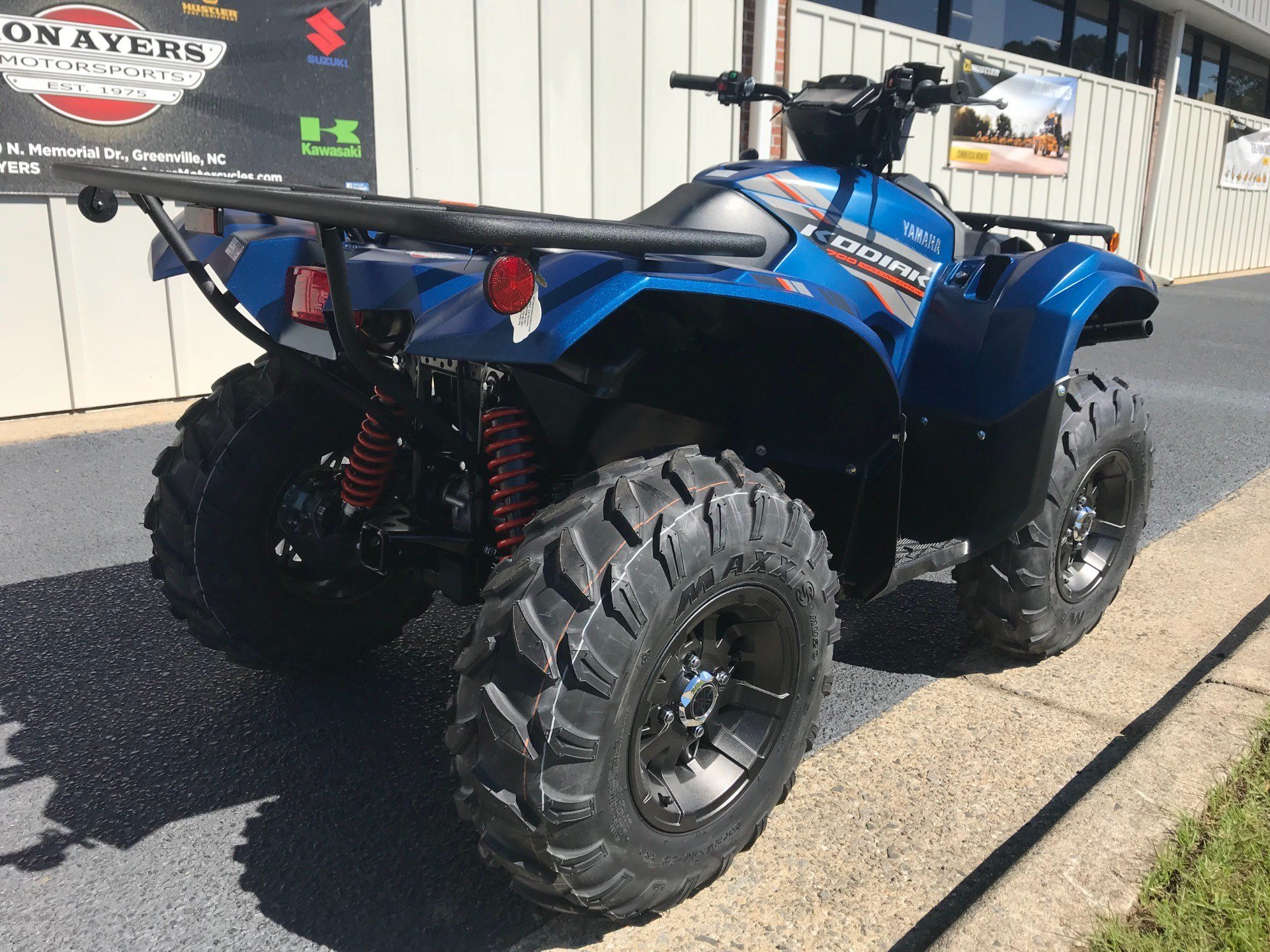 2019 Yamaha Kodiak 700 EPS SE in Greenville, North Carolina - Photo 11