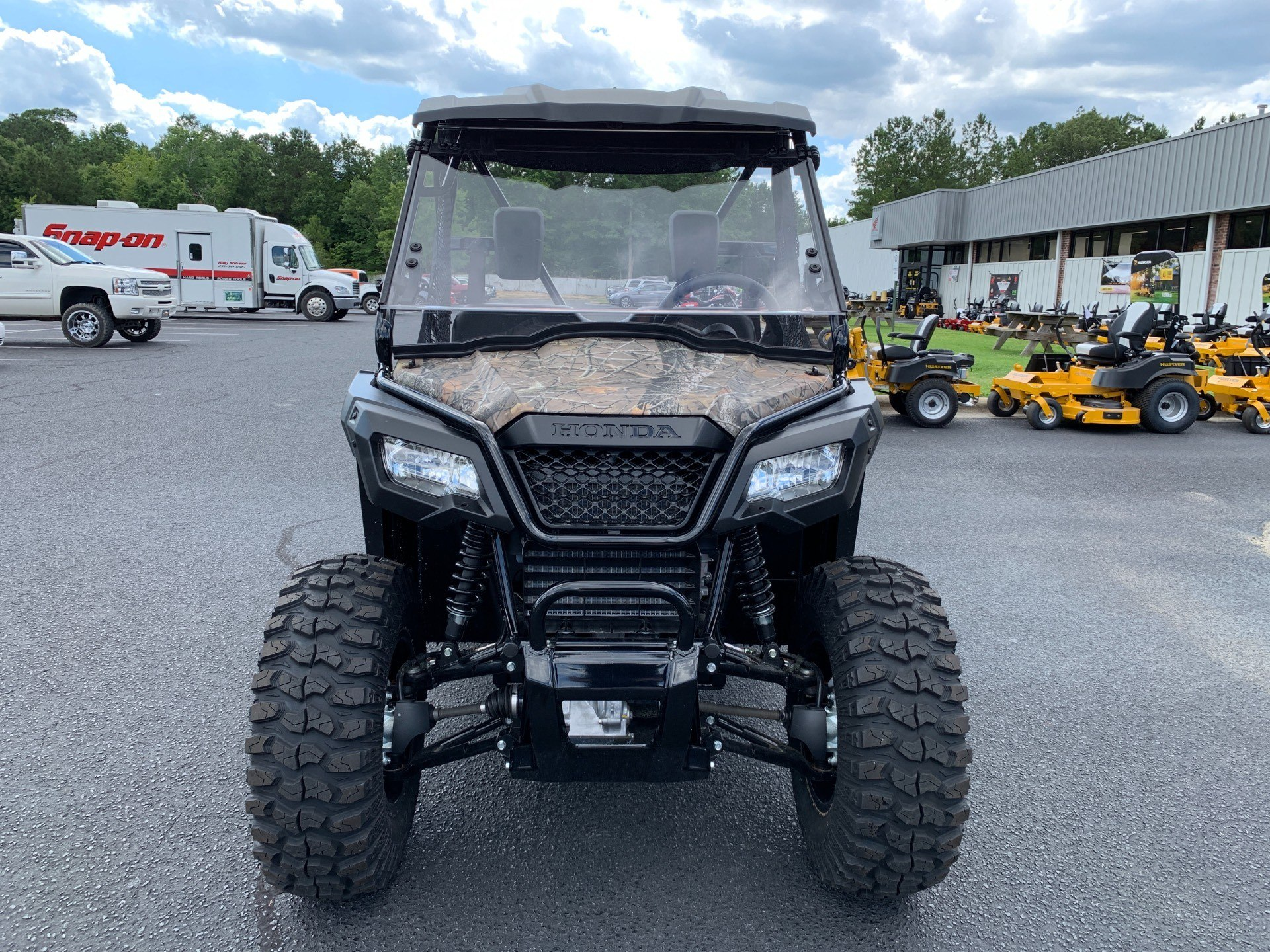 2019 Honda Pioneer 500 in Greenville, North Carolina - Photo 4