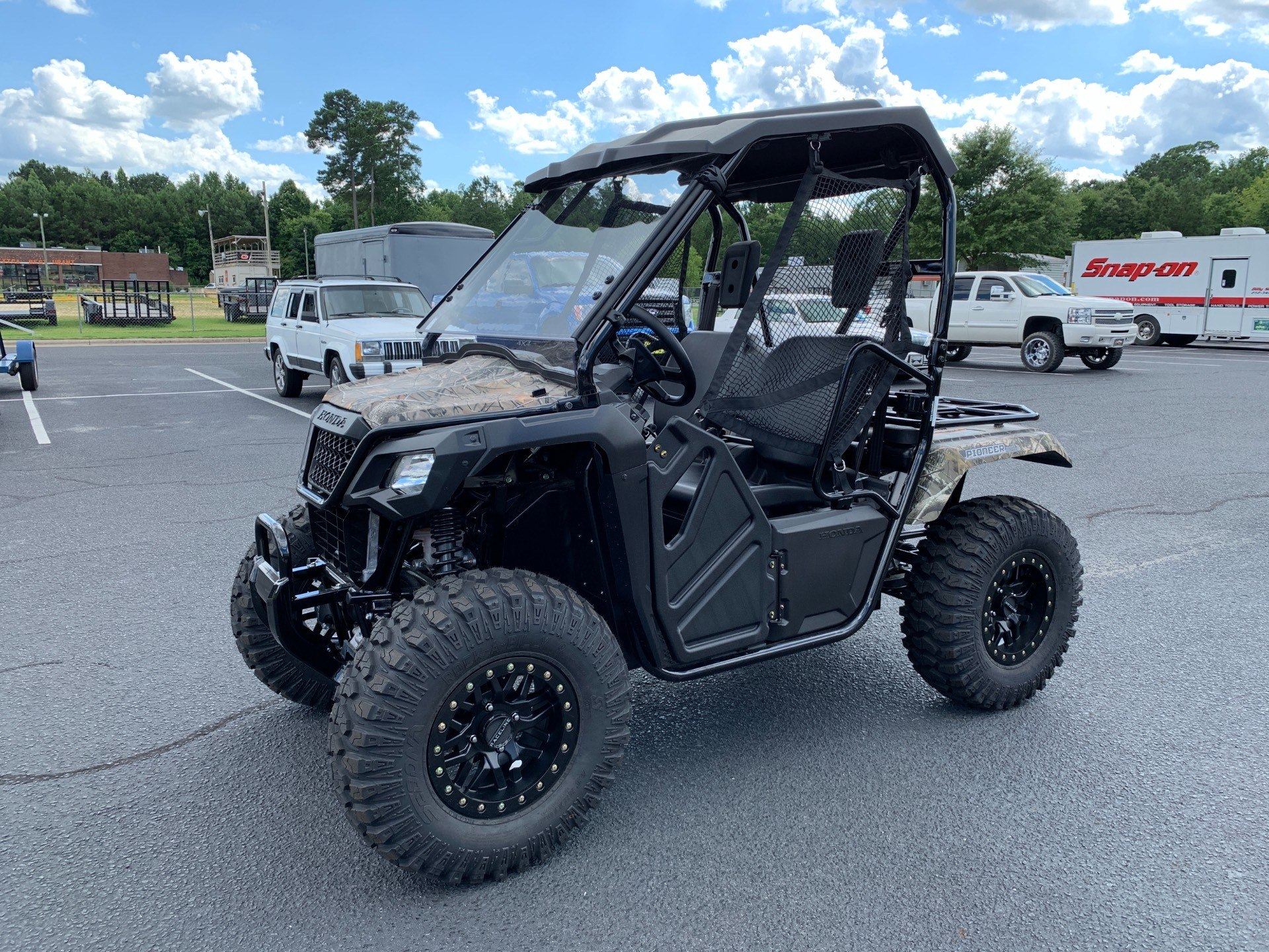 2019 Honda Pioneer 500 in Greenville, North Carolina - Photo 6