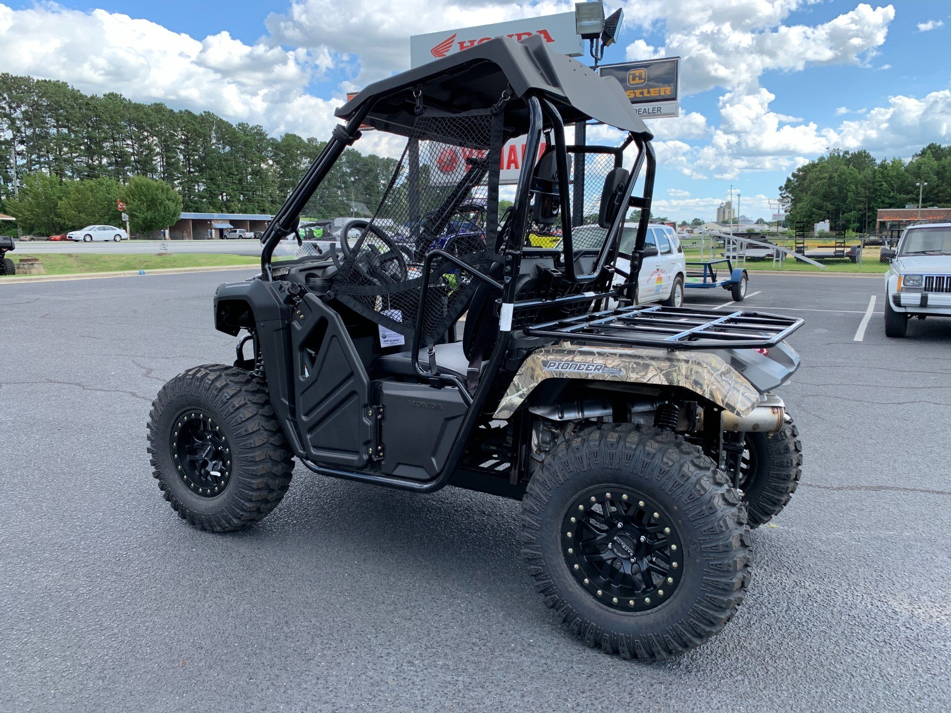 2019 Honda Pioneer 500 in Greenville, North Carolina - Photo 8