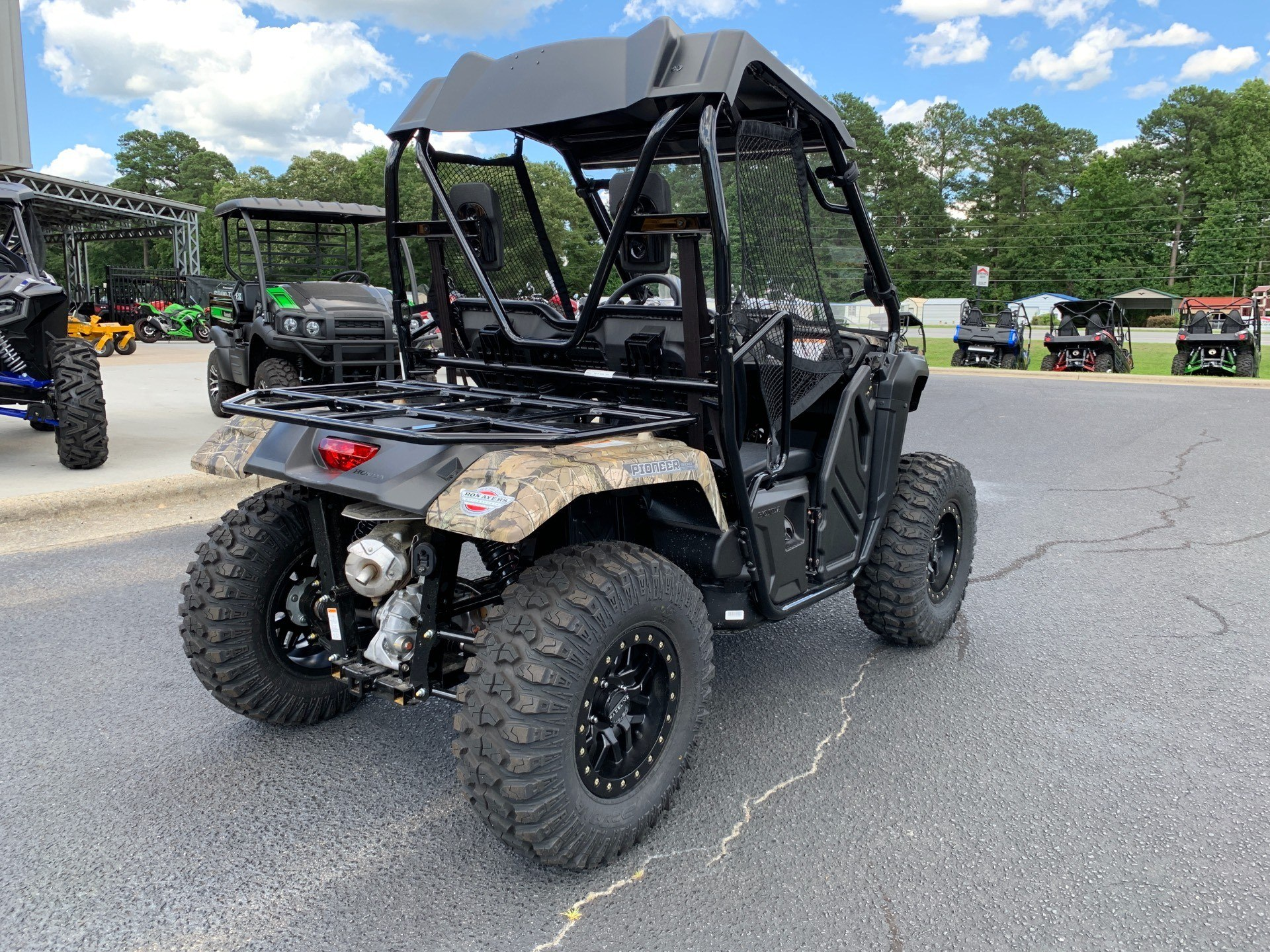2019 Honda Pioneer 500 in Greenville, North Carolina - Photo 11