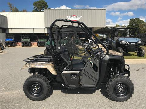 2019 Honda Pioneer 500 in Greenville, North Carolina - Photo 1