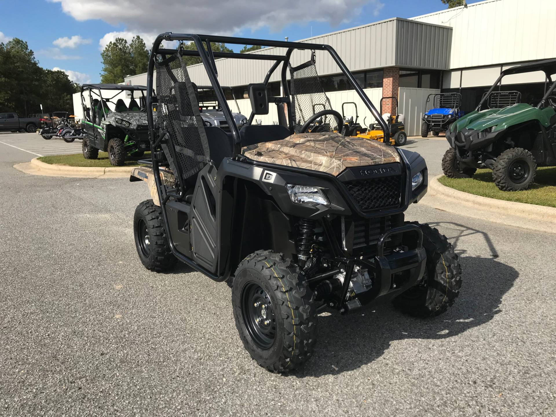 2019 Honda Pioneer 500 in Greenville, North Carolina - Photo 3