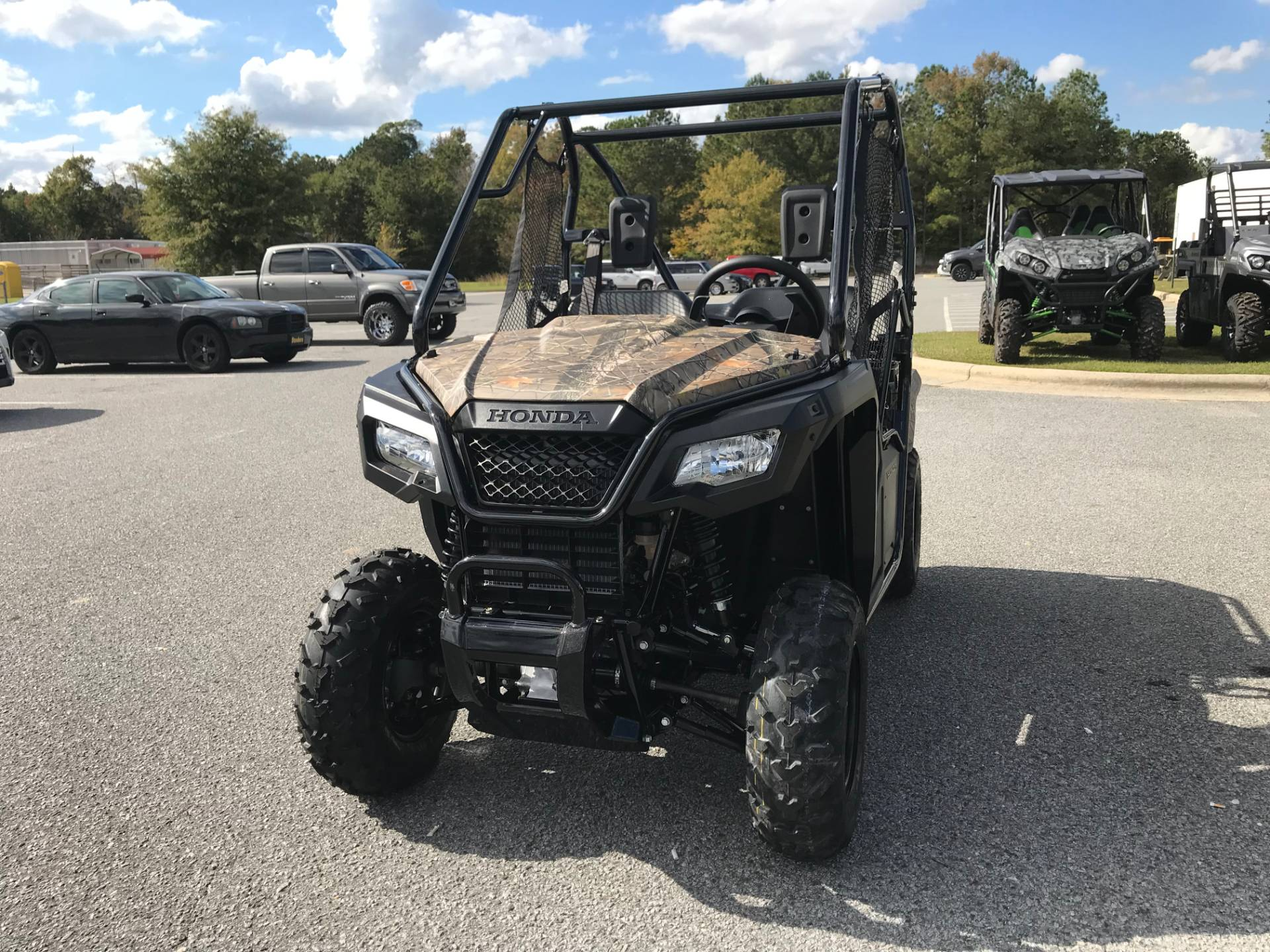 2019 Honda Pioneer 500 in Greenville, North Carolina - Photo 5