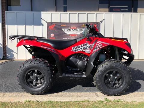 2021 Kawasaki Brute Force 750 4x4i in Greenville, North Carolina - Photo 1