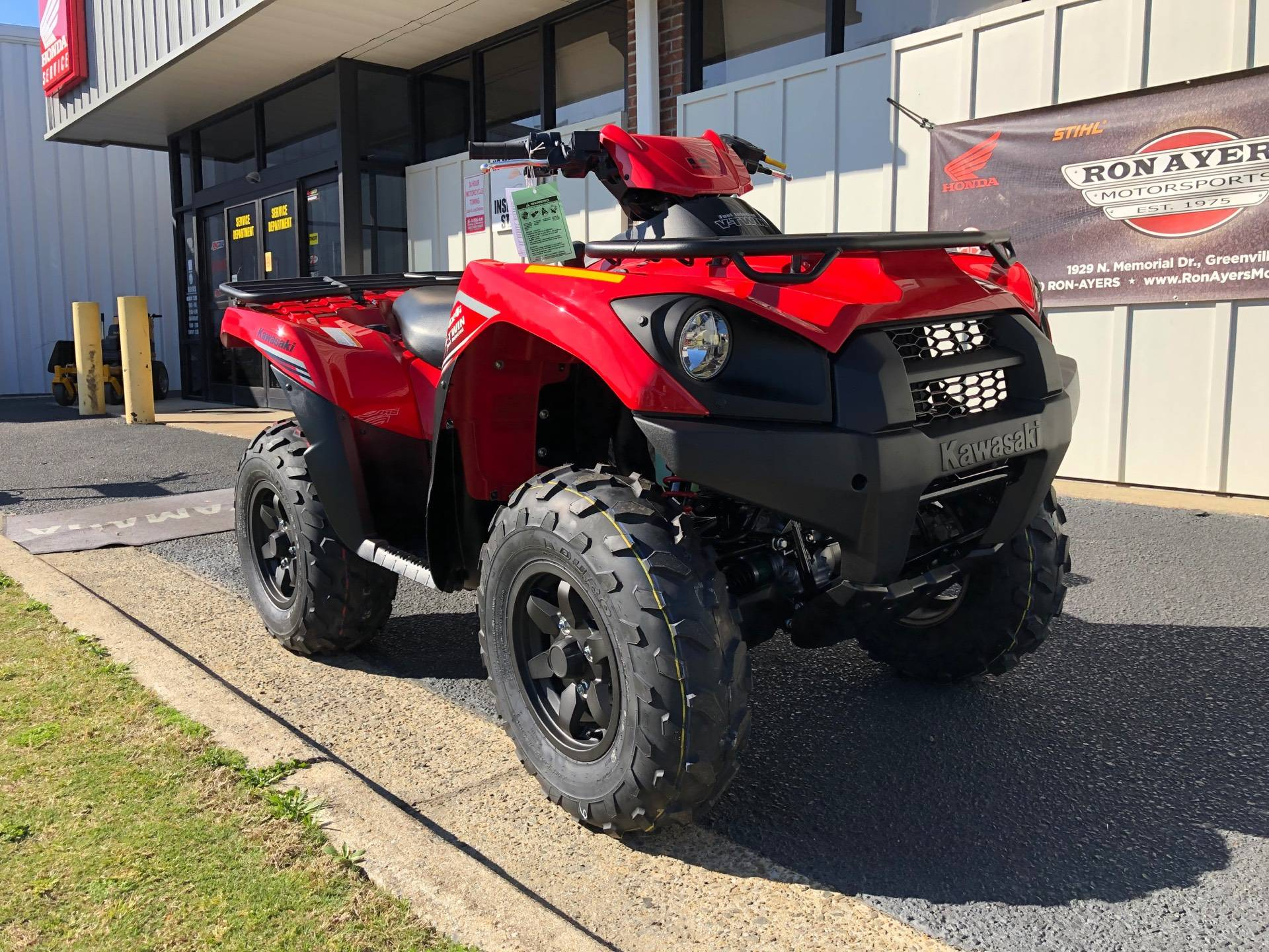 2021 Kawasaki Brute Force 750 4x4i in Greenville, North Carolina - Photo 3