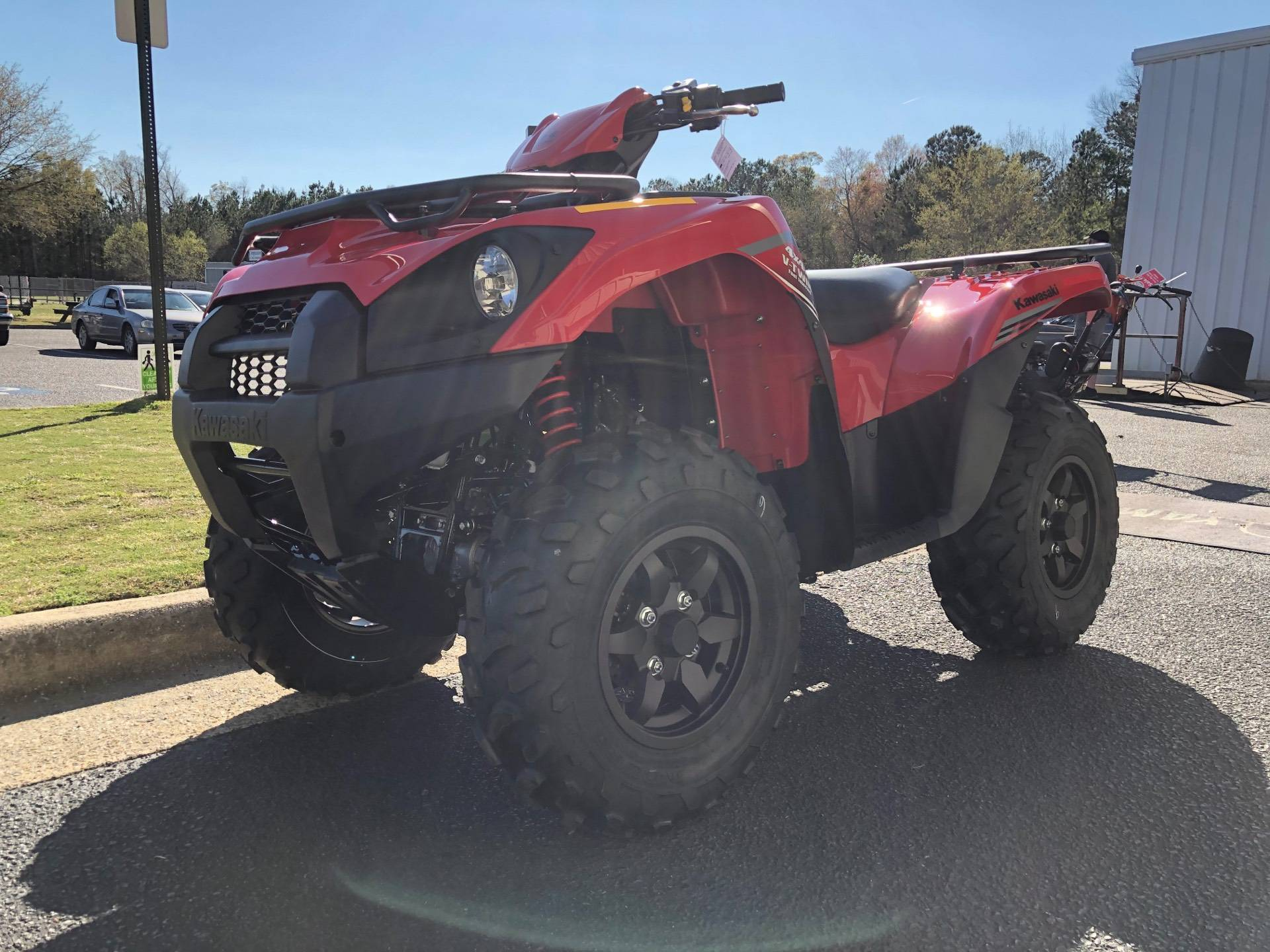 2021 Kawasaki Brute Force 750 4x4i in Greenville, North Carolina - Photo 5