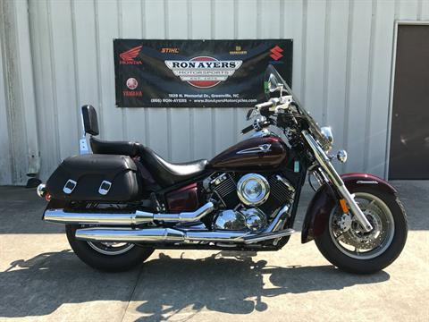 2007 Yamaha V Star® 1100 Custom in Greenville, North Carolina