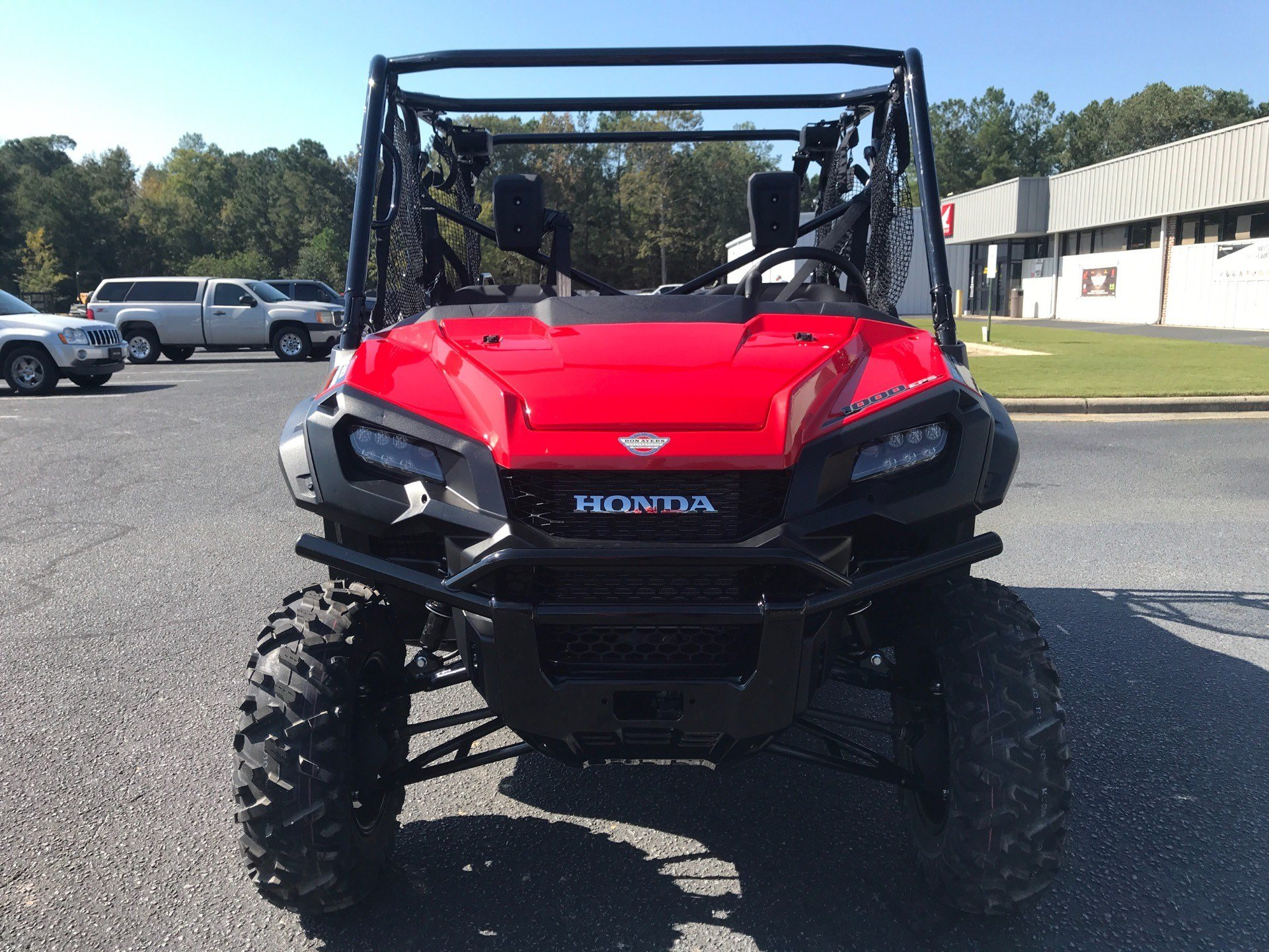 2021 Honda Pioneer 1000-5 Deluxe in Greenville, North Carolina - Photo 3
