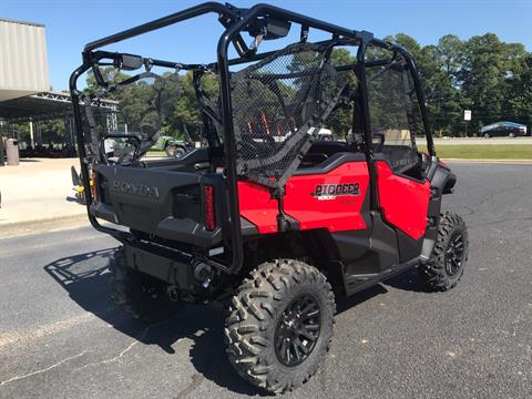 2021 Honda Pioneer 1000-5 Deluxe in Greenville, North Carolina - Photo 8