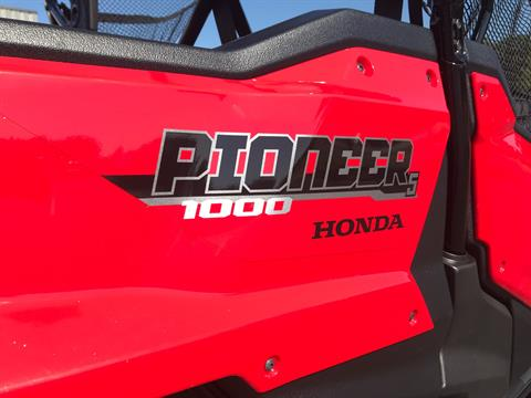 2021 Honda Pioneer 1000-5 Deluxe in Greenville, North Carolina - Photo 14