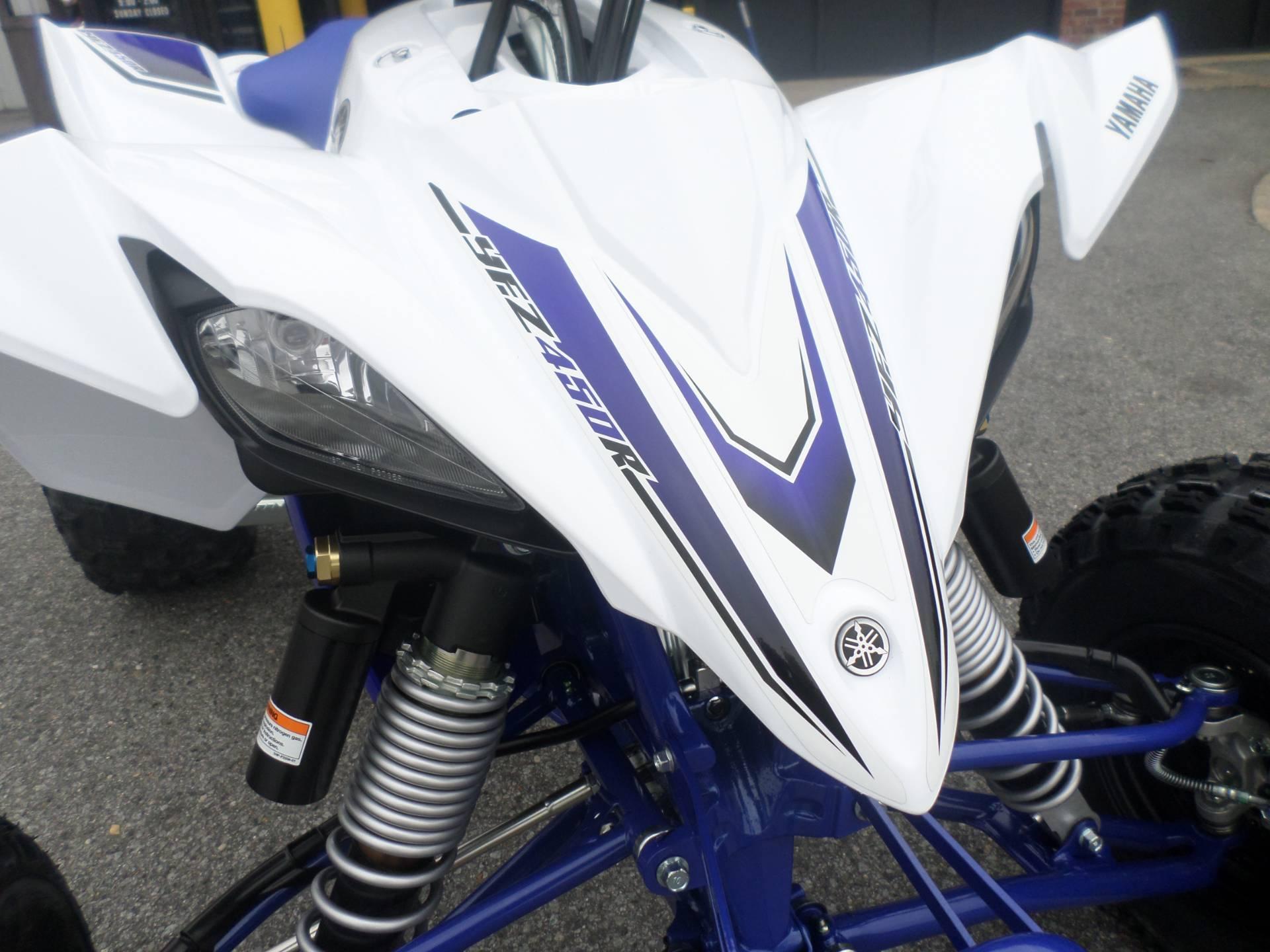2017 Yamaha YFZ450R 12