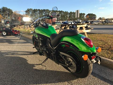 2018 Kawasaki Vulcan 900 Custom in Greenville, North Carolina - Photo 9