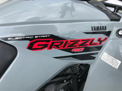 2021 Yamaha Grizzly 90 in Greenville, North Carolina - Photo 11
