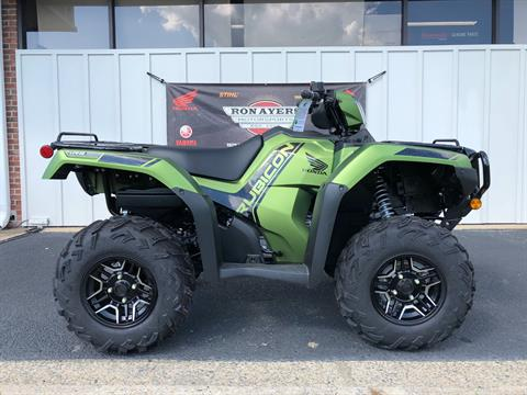 2020 Honda FourTrax Foreman Rubicon 4x4 Automatic DCT EPS Deluxe in Greenville, North Carolina - Photo 1