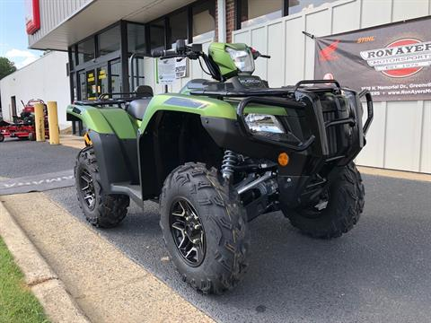 2020 Honda FourTrax Foreman Rubicon 4x4 Automatic DCT EPS Deluxe in Greenville, North Carolina - Photo 3