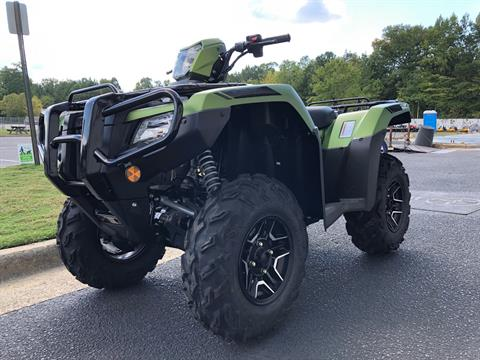 2020 Honda FourTrax Foreman Rubicon 4x4 Automatic DCT EPS Deluxe in Greenville, North Carolina - Photo 5