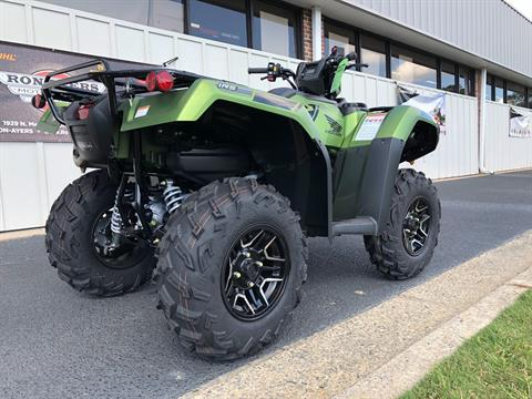 2020 Honda FourTrax Foreman Rubicon 4x4 Automatic DCT EPS Deluxe in Greenville, North Carolina - Photo 11