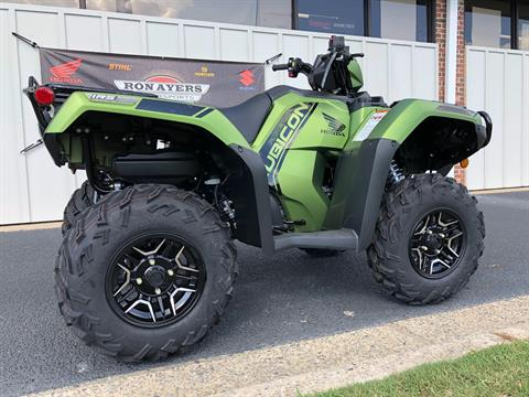 2020 Honda FourTrax Foreman Rubicon 4x4 Automatic DCT EPS Deluxe in Greenville, North Carolina - Photo 12