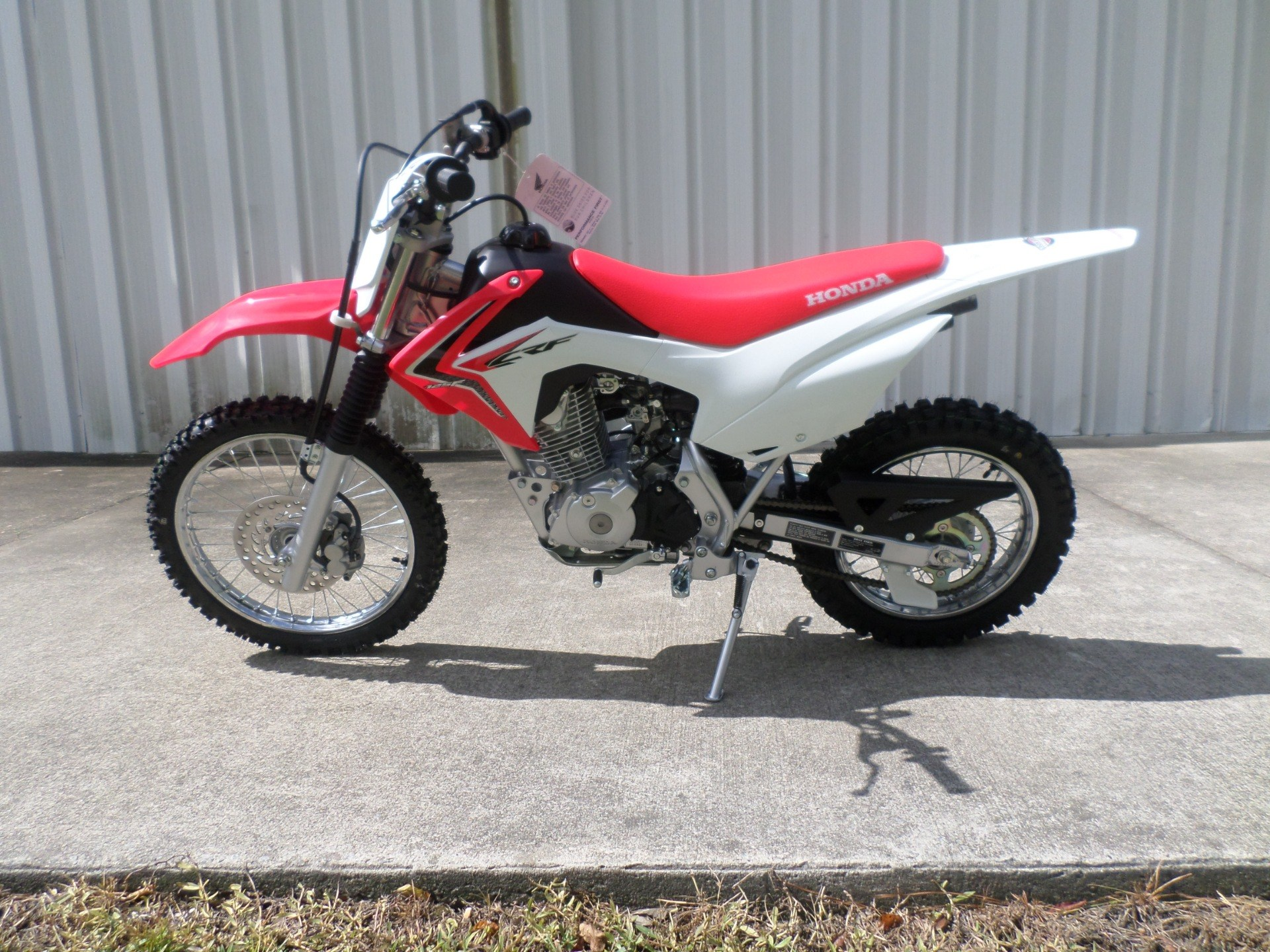 new 2017 honda crf125f motorcycles in greenville, nc   stock