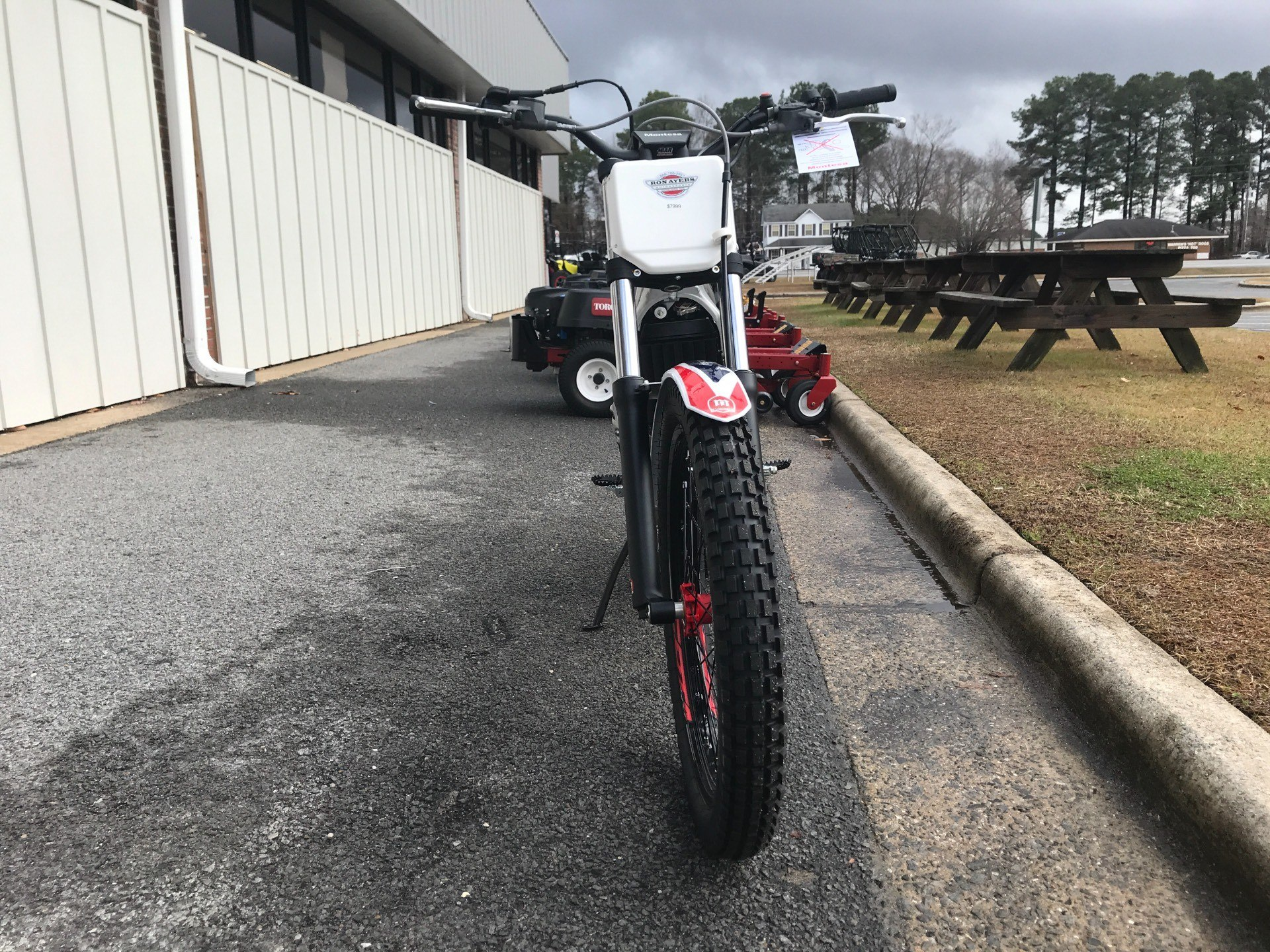 2018 Honda Montesa Cota 4RT260 in Greenville, North Carolina - Photo 12
