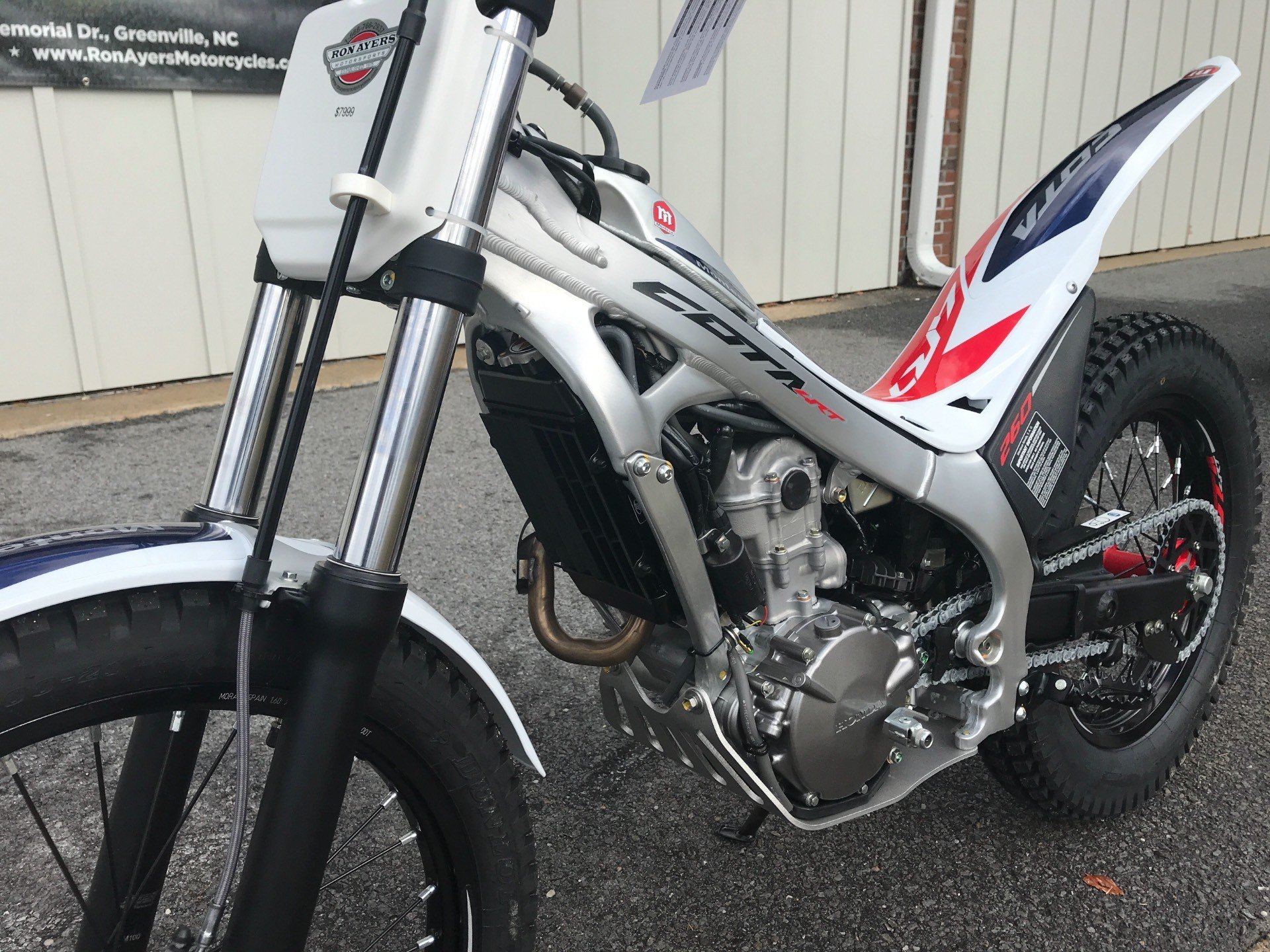 2018 Honda Montesa Cota 4RT260 in Greenville, North Carolina - Photo 17