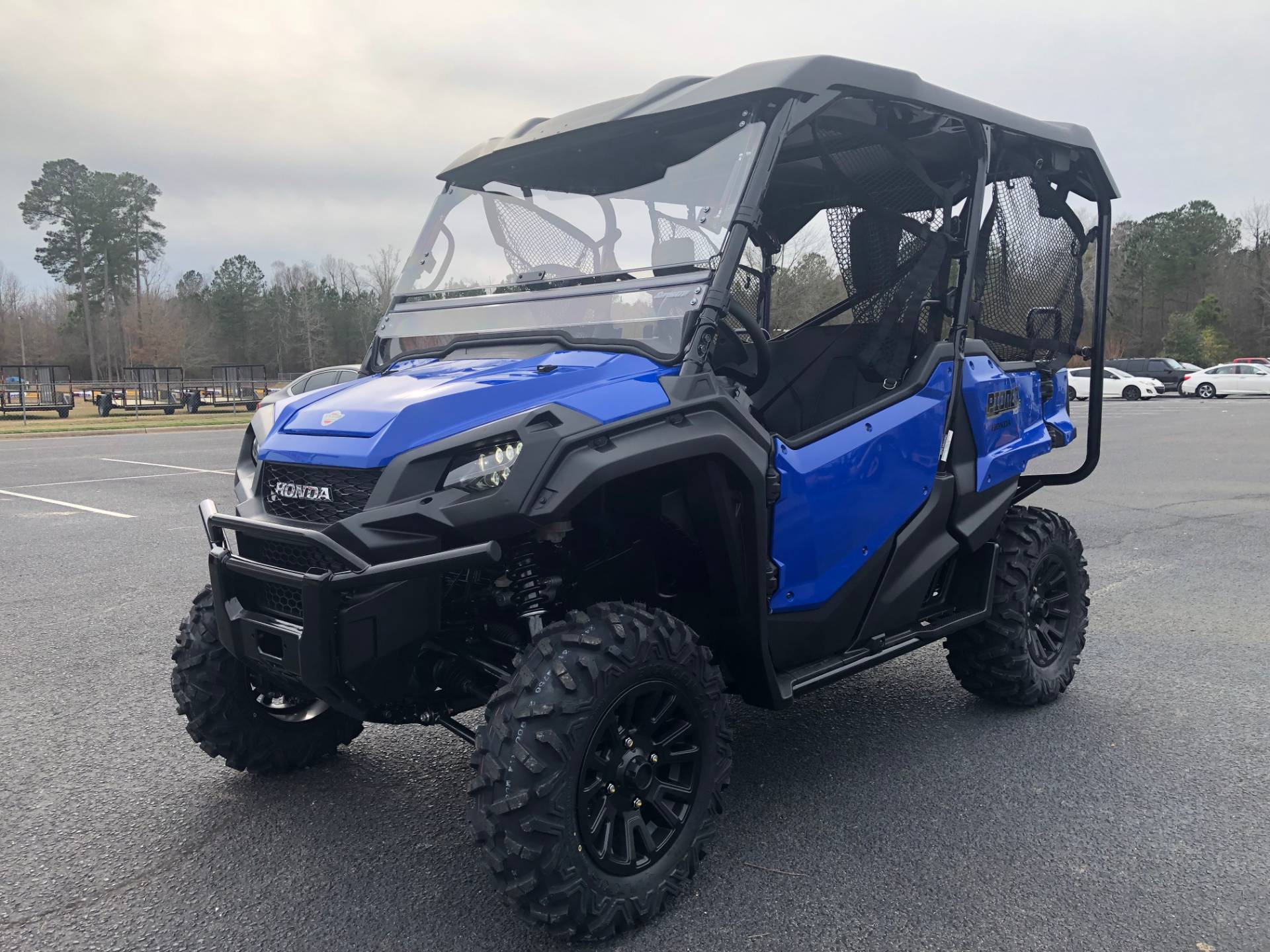 2020 Honda Pioneer 1000-5 Deluxe in Greenville, North Carolina - Photo 5