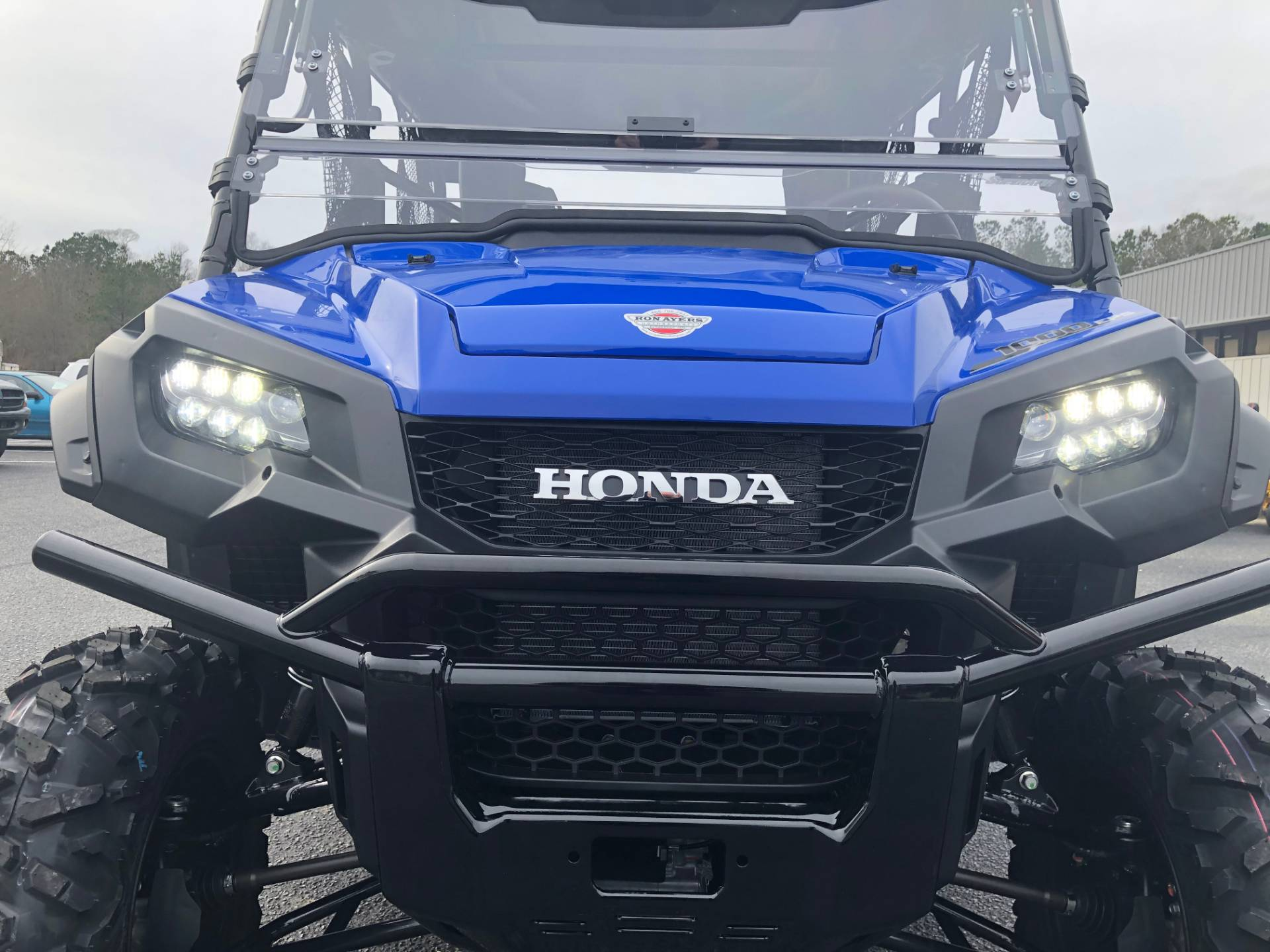2020 Honda Pioneer 1000-5 Deluxe in Greenville, North Carolina - Photo 13