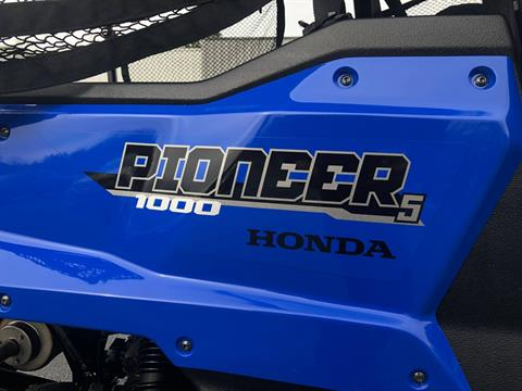 2020 Honda Pioneer 1000-5 Deluxe in Greenville, North Carolina - Photo 15