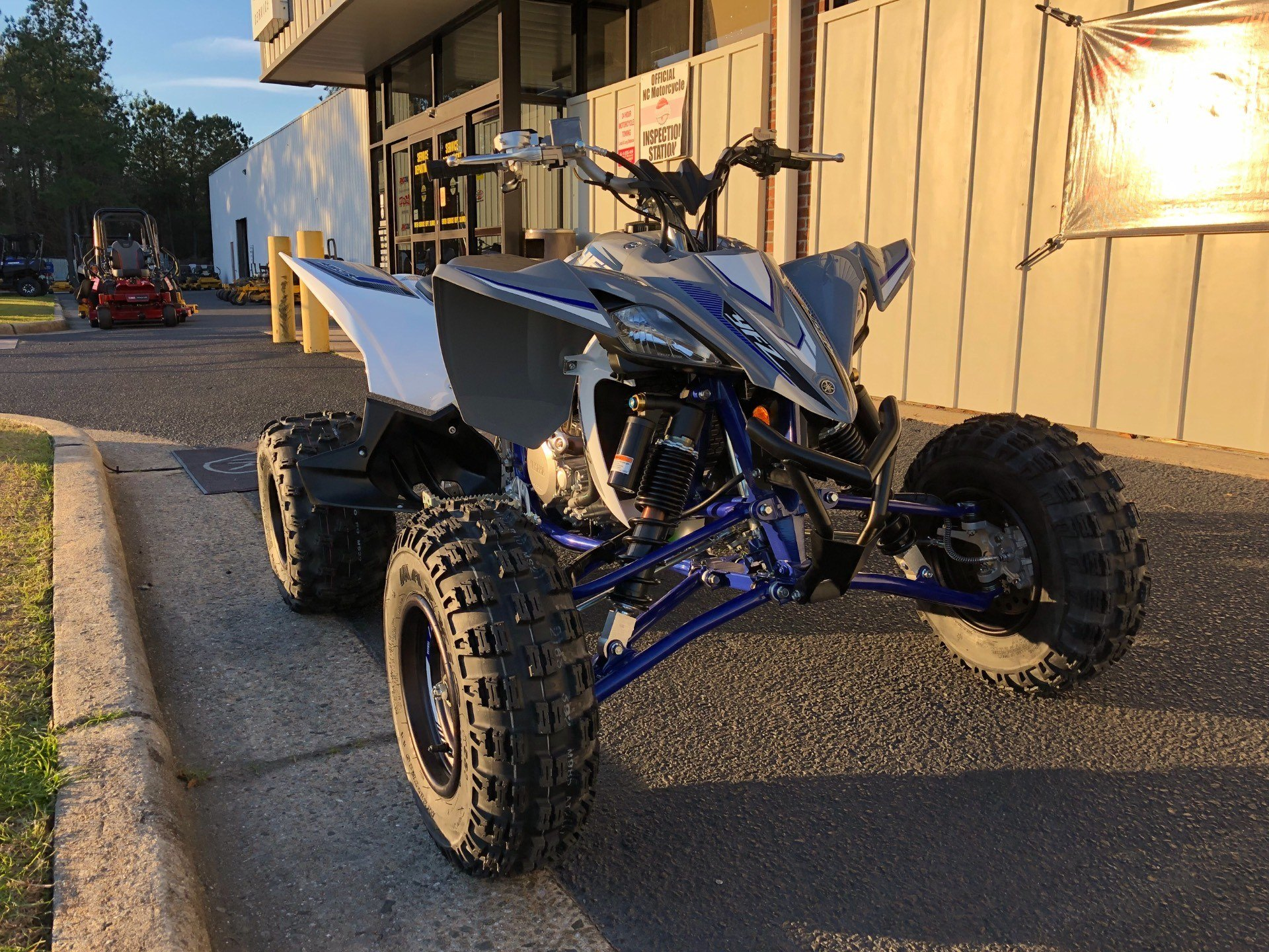 2019 Yamaha YFZ450R SE in Greenville, North Carolina - Photo 3