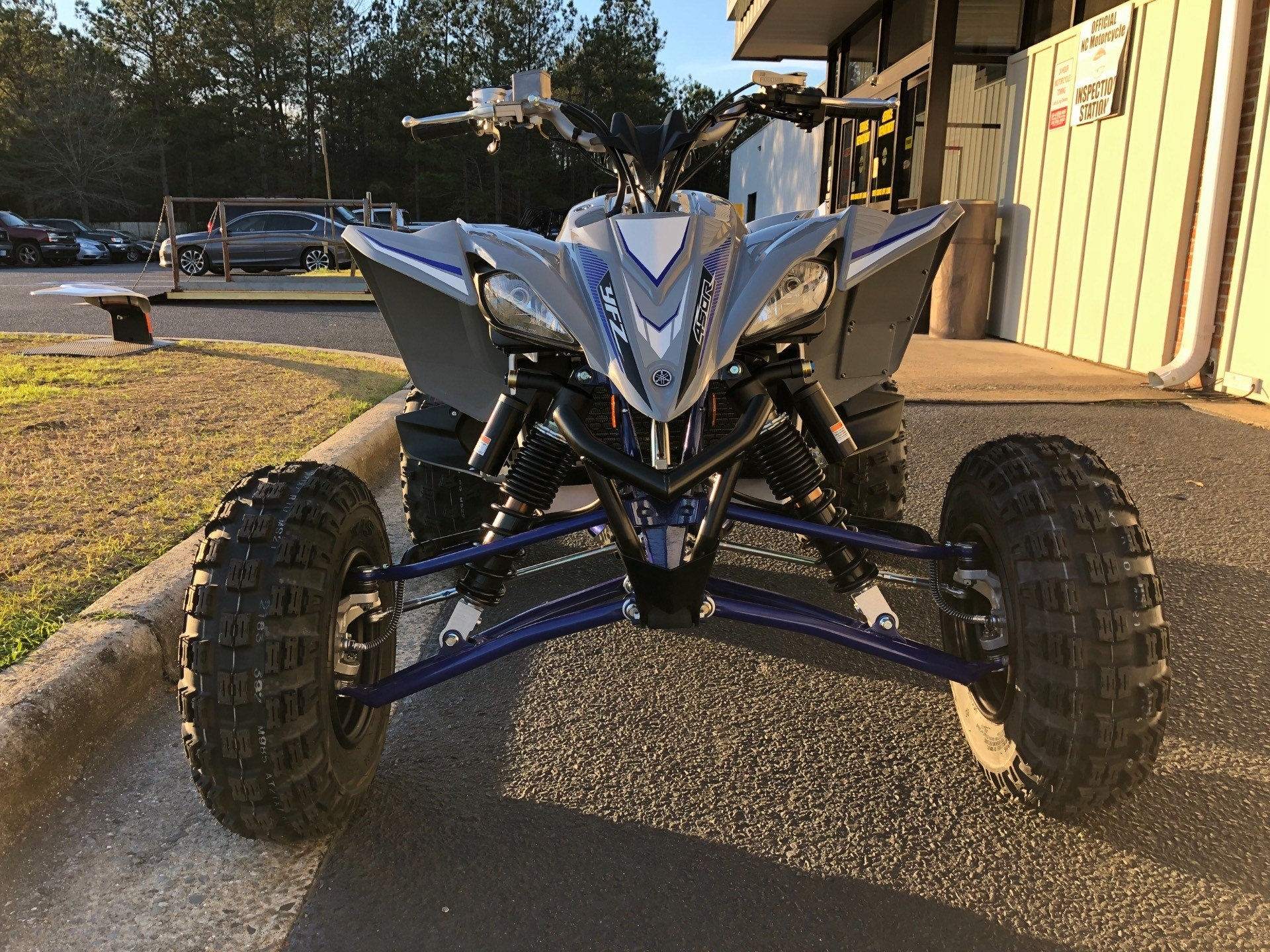 2019 Yamaha YFZ450R SE in Greenville, North Carolina