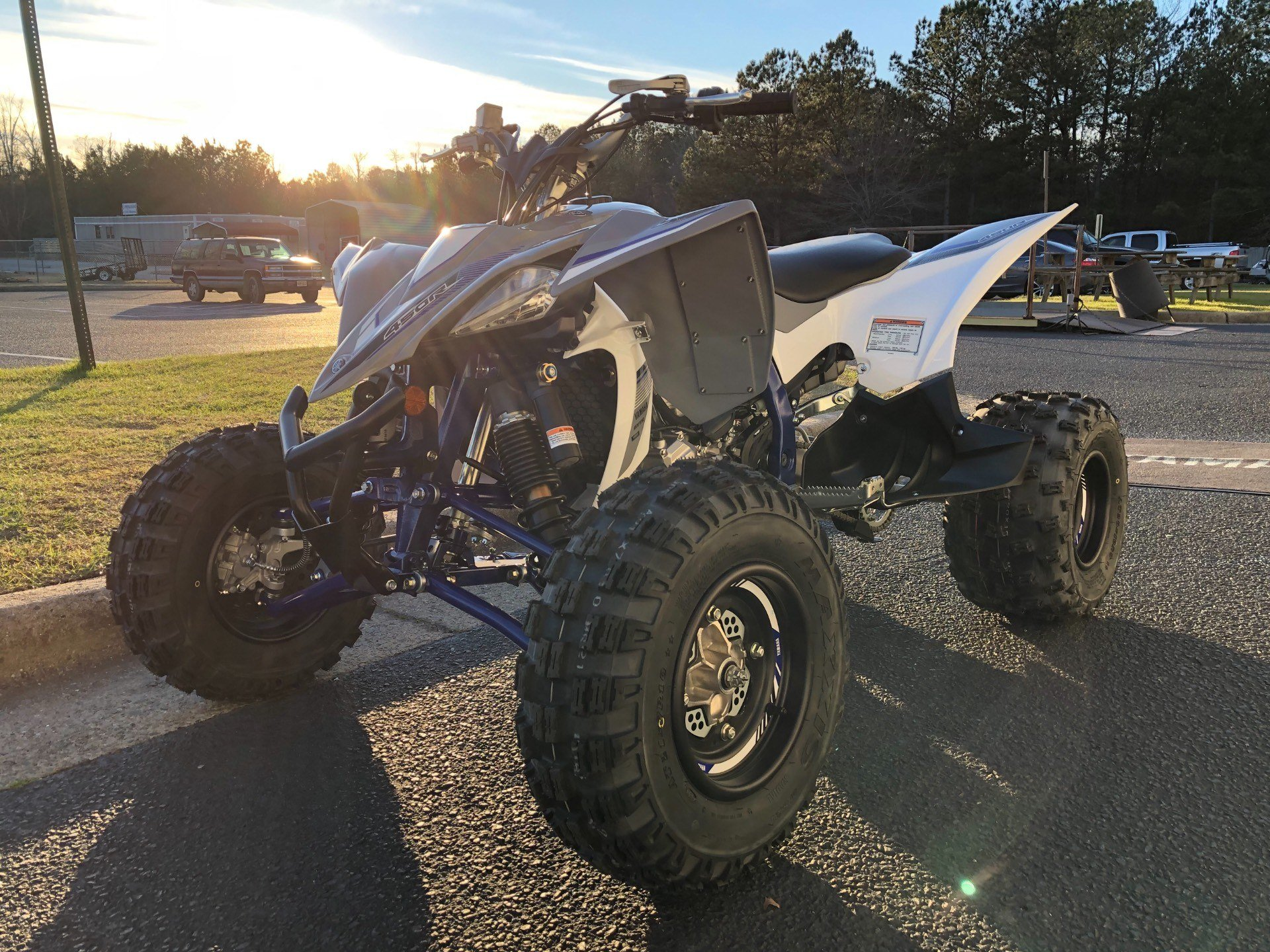 2019 Yamaha YFZ450R SE in Greenville, North Carolina - Photo 5