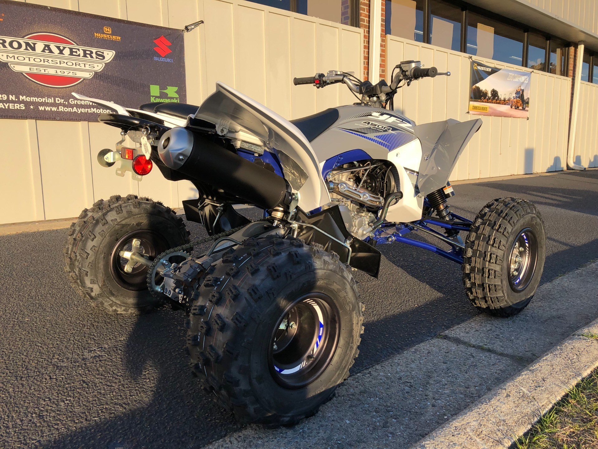 2019 Yamaha YFZ450R SE in Greenville, North Carolina - Photo 10