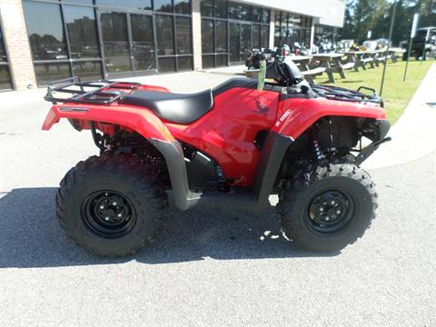2017 Honda FourTrax Rancher 4x4 DCT IRS in Greenville, North Carolina