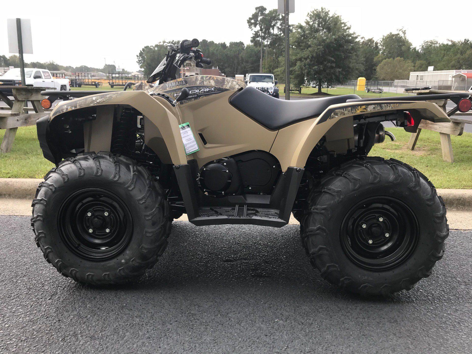 2019 Yamaha Kodiak 450 7