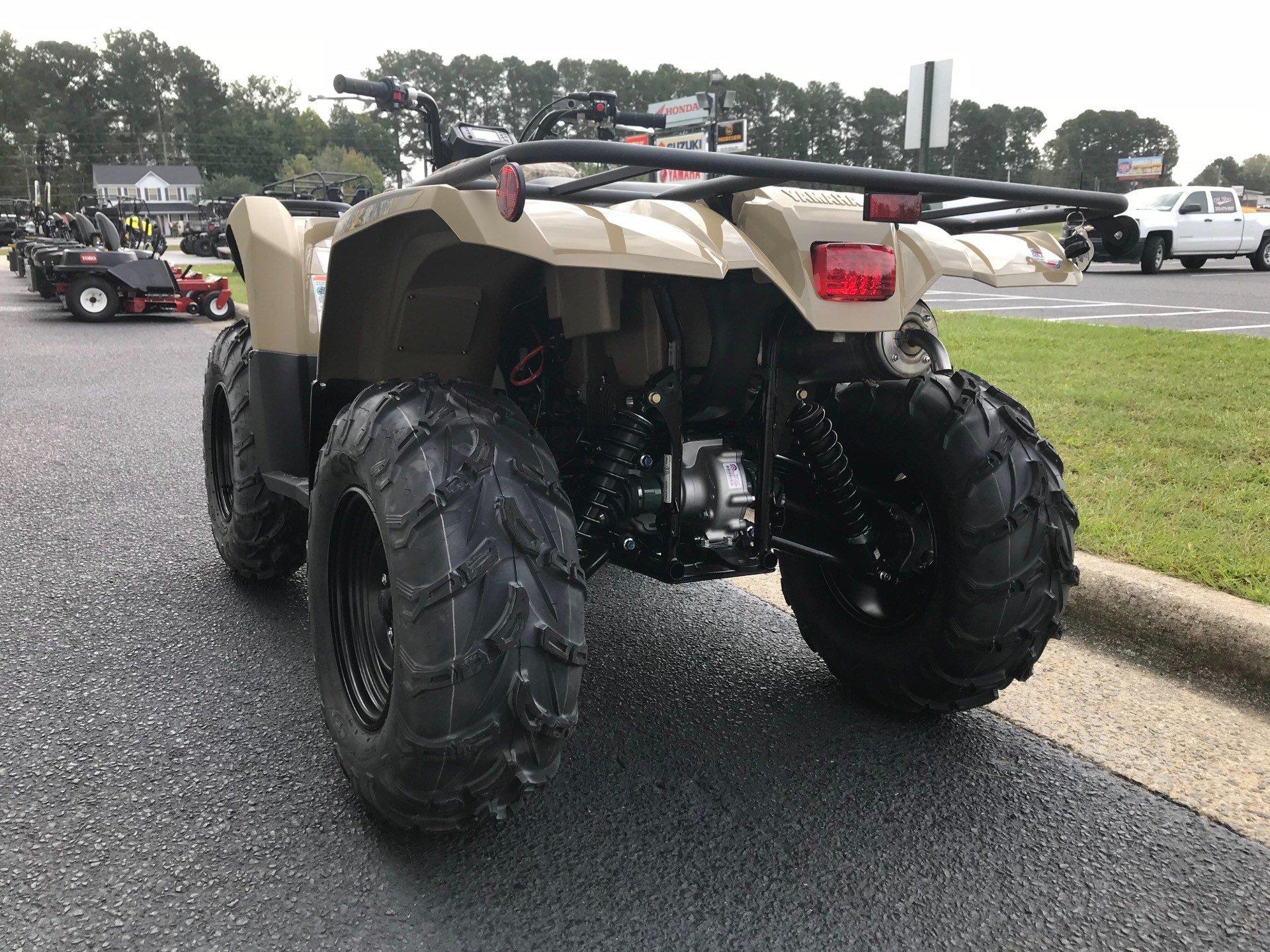 2019 Yamaha Kodiak 450 9